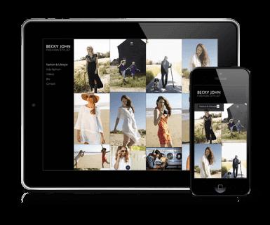 Mobile & Tablet Friendly Design