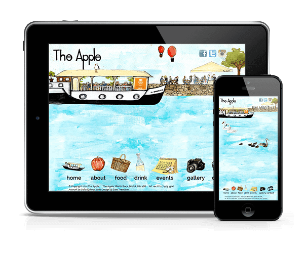 The-Apple-iPad-iPhone